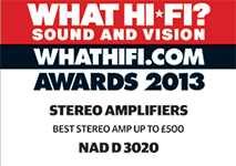 NAD D 3020 Hybrid Digital Amplifier V2 | HiFi Shop