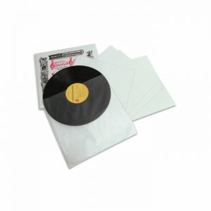 Bags Unlimited White Paper Inner Sleeves