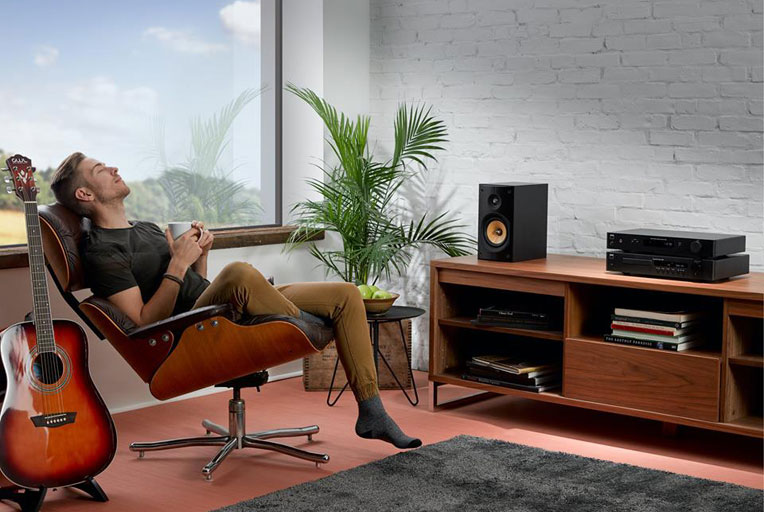 C 338 - NAD's <br />Most Versatile Amplifier Ever