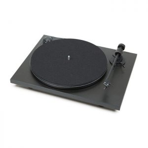 Project primary turntable black