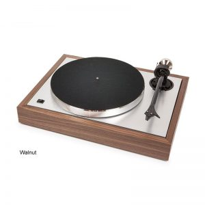 project the classic turntable - walnut