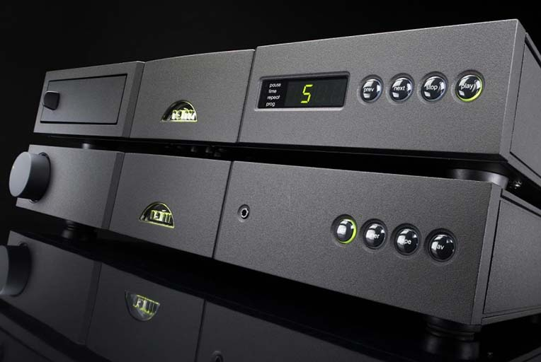 <br />Naim Amplifier
