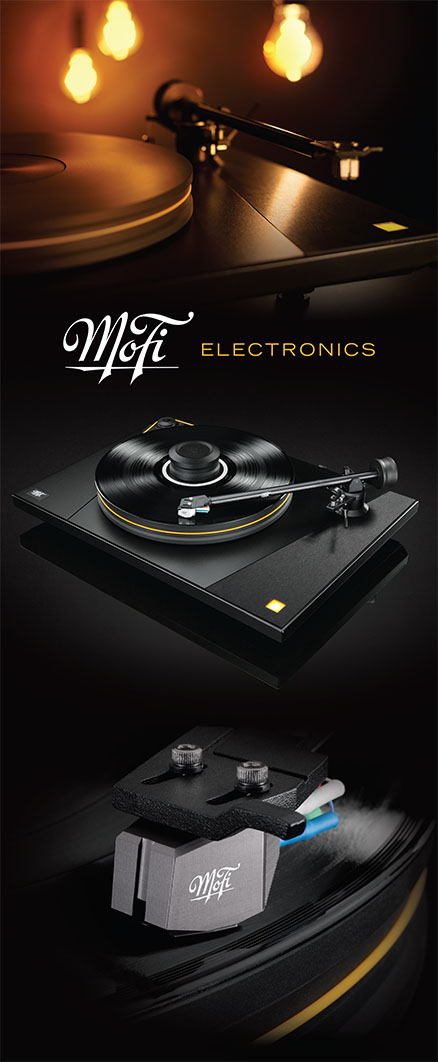 Mofi Turntables