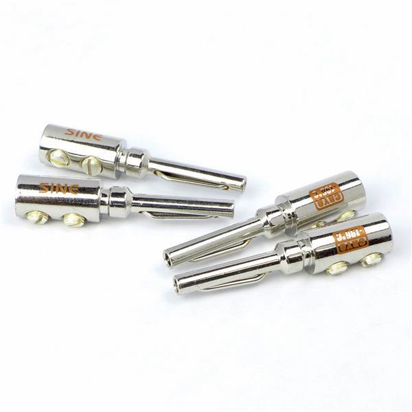 SINE - Cryo Platinum Banana Plug