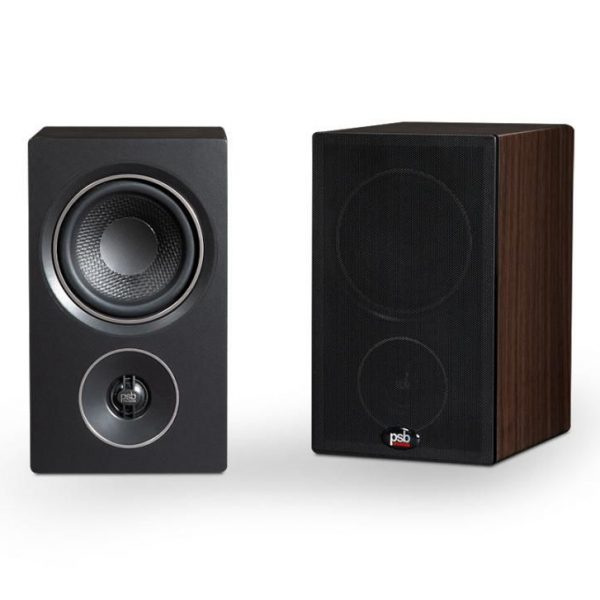 PSB Alpha P3 Speakers Walnut