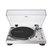 Audio Technica LP120XUSB Direct Drive Turntable Silver
