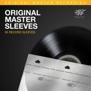 Mobile Fidelity (MoFi) Original Master Record Inner Sleeves (Pack of 50)