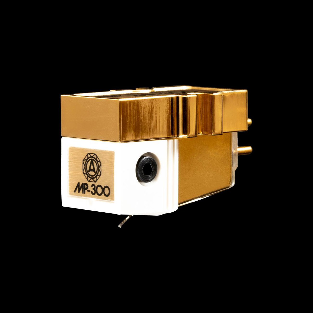 Nagaoka MP-300 Moving Permalloy Stereo Phono Cartridge
